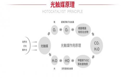 光触媒能除甲醛吗?原理是什么?