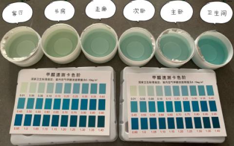 如何检测室内甲醛?用什么方法检测甲醛准确?自测盒检测甲醛准吗?