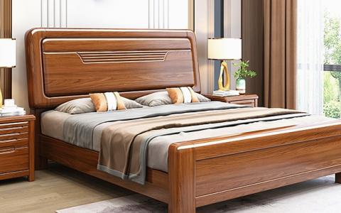 怎么判断新买的木床有没有甲醛?如何选择比较环保的木床?