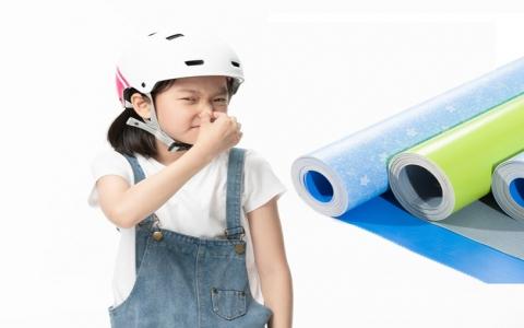 PVC异味来自于哪里?PVC地胶地垫味道很大怎么去除?