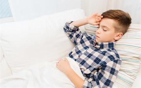 儿童甲醛中毒身体初期有哪些症状?