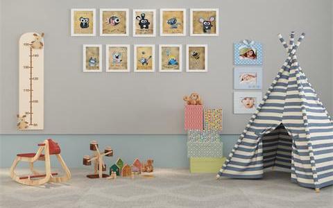 儿童房应该如何装修?儿童房怎么避免甲醛超标?